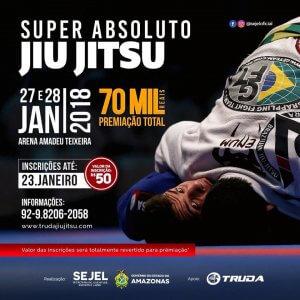 Atenção Guerreiros do Jiu-Jitsu nã percam a oportunidade!