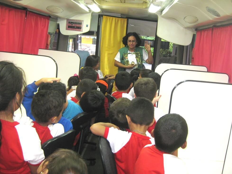 """IPAAM oferece oficinas de leitura por meio do """"Todos Pelo Amazonas"""""""