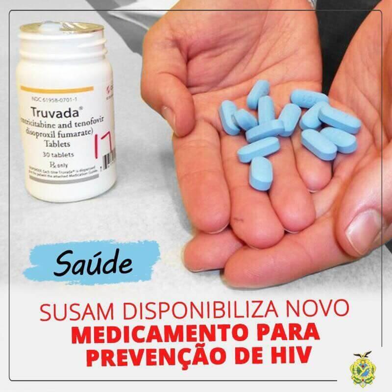 Tratamento de prevenção contra HIV