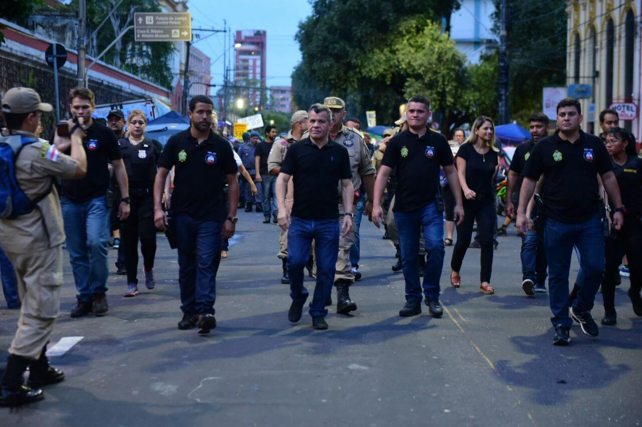 SSP-AM inicia fiscalização de bandas e blocos carnavalescos