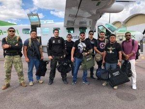 SSP-AM determina envio de reforços policiais para Parintins e Maraã