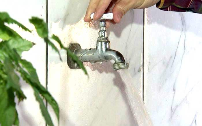 Bairros sem água em Manaus
