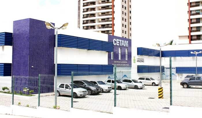 Cetam abre inscrições para vagas em cursos técnicos e de especialização