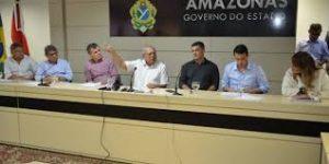 Governador Amazonino Mendes destaca avanços em 100 dias de governo do Amazonas