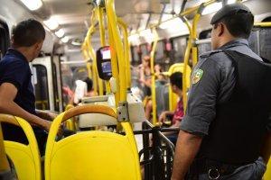 3,8 mil assaltos a ônibus em Manaus em 2017, diz Sinetram