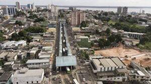 Força-Tarefa para reordenar T1 em Manaus