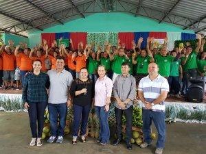 150 famílias beneficiadas com ação do FPS em Rio Preto da Eva(AM)