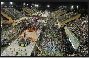Carnaval 2018 – Ordem do Desfile Oficial das Escolas de Samba