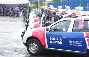 Amazonino Mendes anuncia promoção de mais de 1.000 PMs