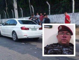 Sargento da PM morre atropelado na Zona Oeste de Manaus