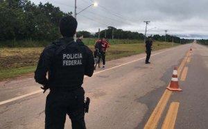 Polícia Federal deflagra operação para prender políticos e garimpeiros.