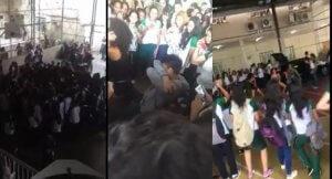Vídeo de baile funk na escola Ângelo Ramazzotti viraliza na internet