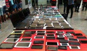 Vítimas podem recuperar celulares roubados na Delegacia Interativa