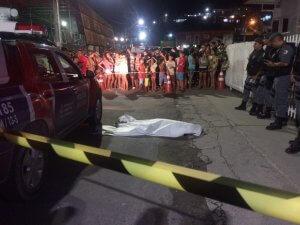 Grávida baleada em Manaus  segue internada