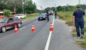 Operação Páscoa nas rodovias
