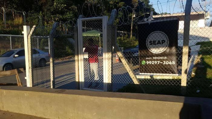 Seap lança whats-Denúncia do Sistema Prisional