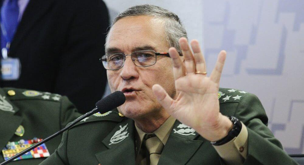 General do Exército repudia impunidade