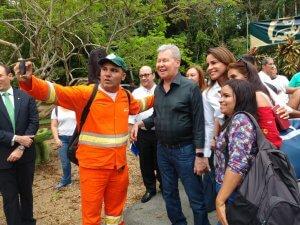 PREFEITURA DE MANAUS DECRETA NOVA ÁREA DE PROTEÇÃO AMBIENTAL E LANÇA CONCURSO PARA IDENTIDADE DA MASCOTE DA CIDADE