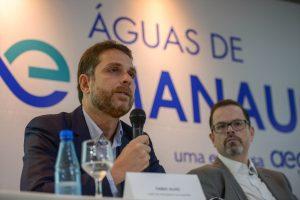 Manaus receberá R$ 800 mi de investimento em abastecimento e esgoto nos próximos cinco anos