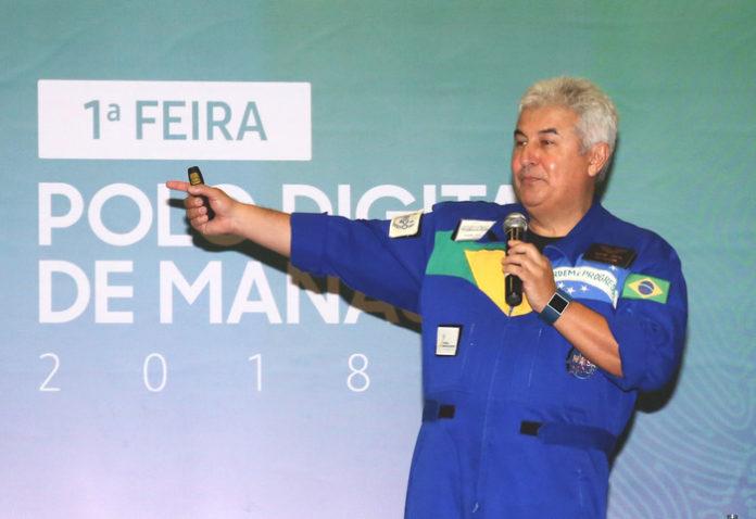 Astronauta Marcos Pontes exalta Região Norte na 1º Feira de Polo Digital de Manaus