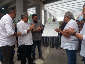 Amazonino Mendes inaugura prolongamento da Avenida das Torres