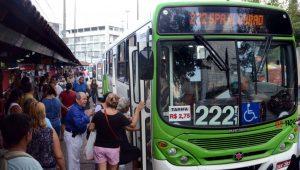 Sete linhas de transporte coletivo tem itinerário alterado a partir desta quarta-feira (28)