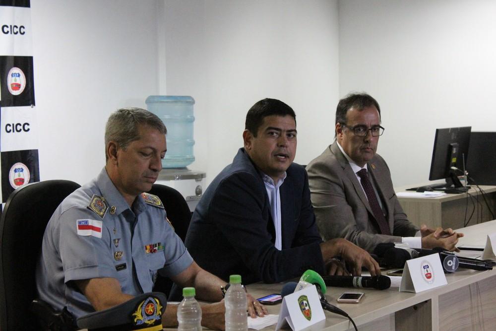 Secretário de Segurança Pública do Amazonas conta detalhes sobre o tiroteio no Hospital 28 de Agosto