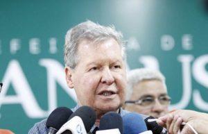 Arthur Neto nega afastamento de seis meses de licença para tratamento de saúde
