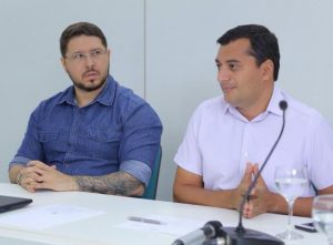 Vice-Governador eleito assumirá a Secretaria de Saúde do Amazonas