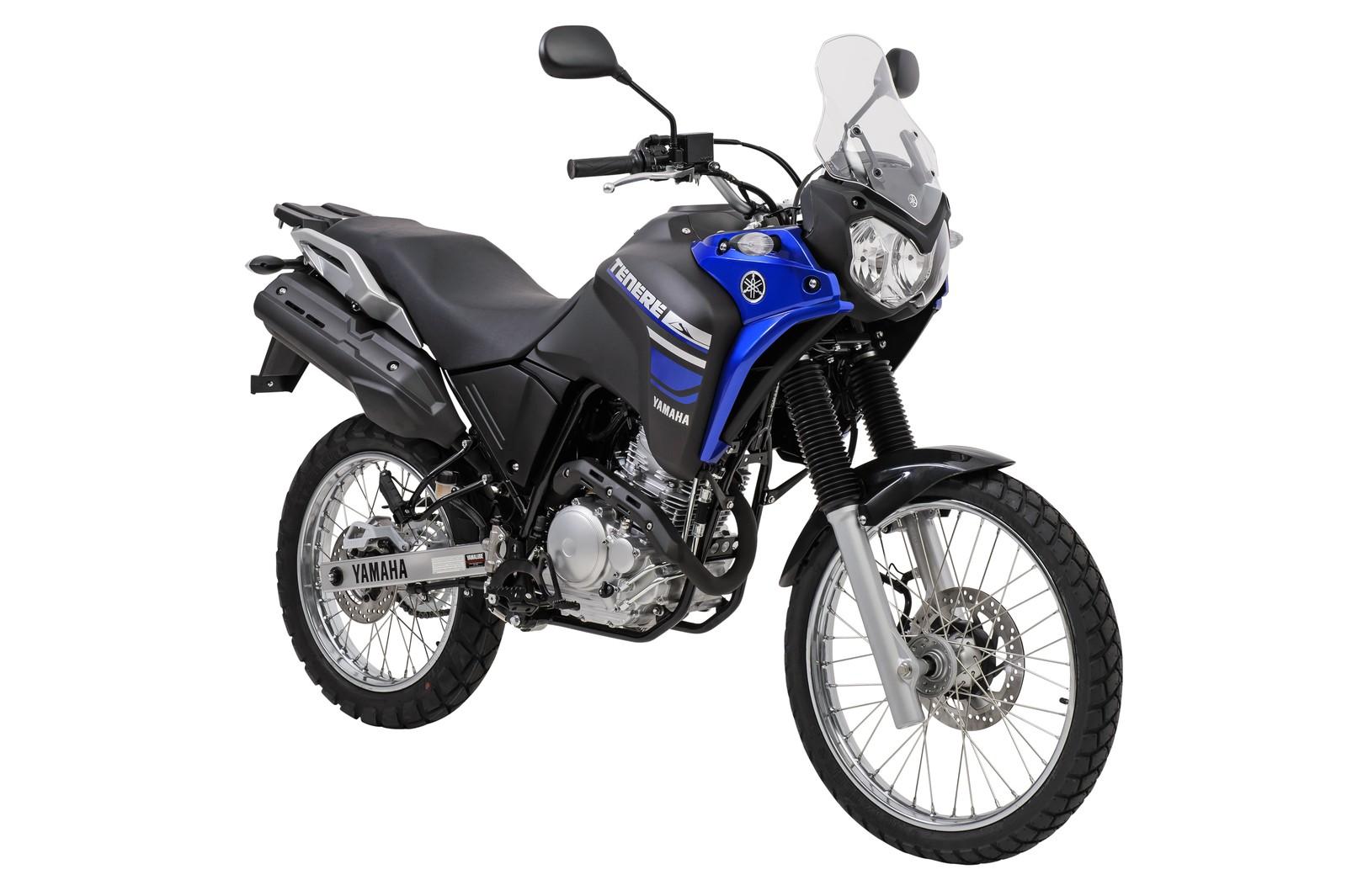 Yamaha Ténéré 250 sai de linha no Brasil