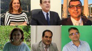 Governador eleito anuncia mais seis secretários