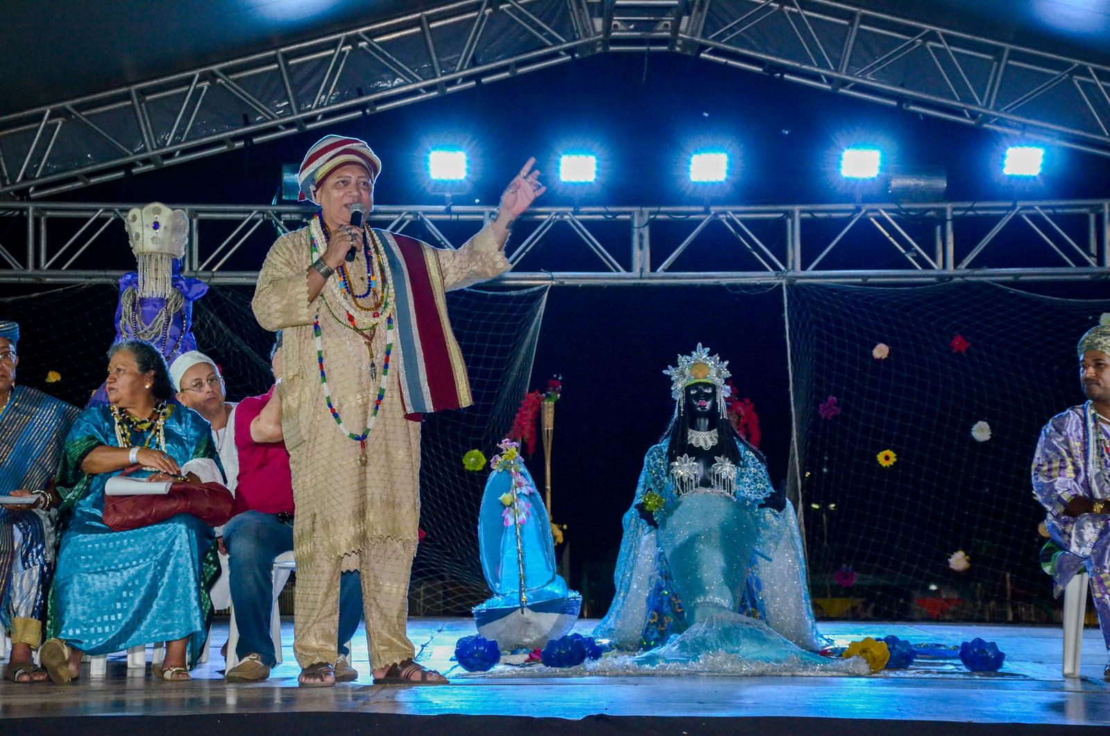 Festival Afro-Amazônico de Yemanjá inicia neste sábado