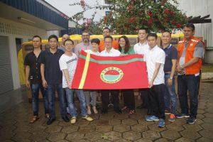 Prefeitura recebe doação de 100 fogões da Associação Chinesa do Amazonas Brasil