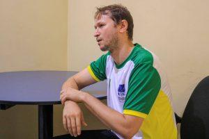 Atleta surdo se prepara para representar Amazonas em mundial de Futsal