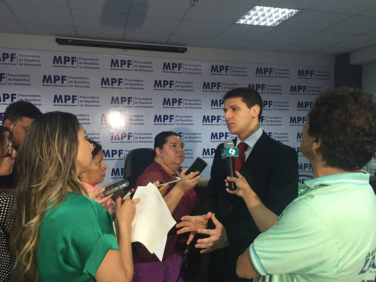 """""""Maus Caminhos"""": MPF pede restituição de R$ 82 milhões desviados da Saúde do AM"""