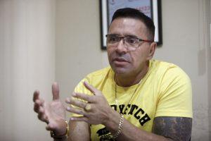 Sabino Castelo Branco recebe alta de hospital em São Paulo