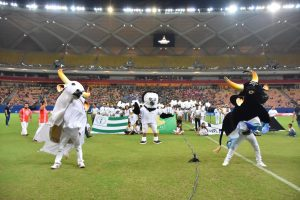 Copa Libertadores feminina encerra com a participação dos bois Caprichoso e Garantido