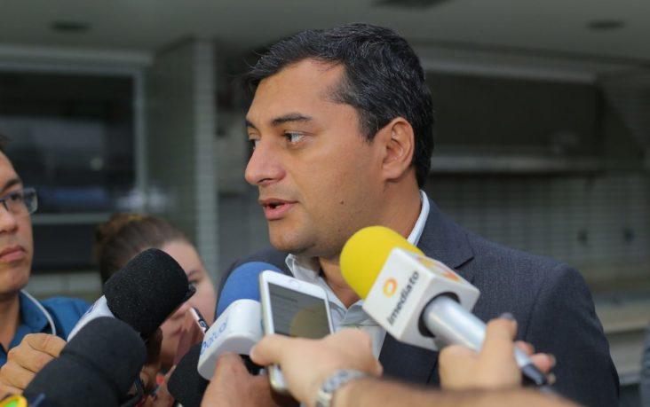 Wilson Lima anuncia novos nomes para compor o governo