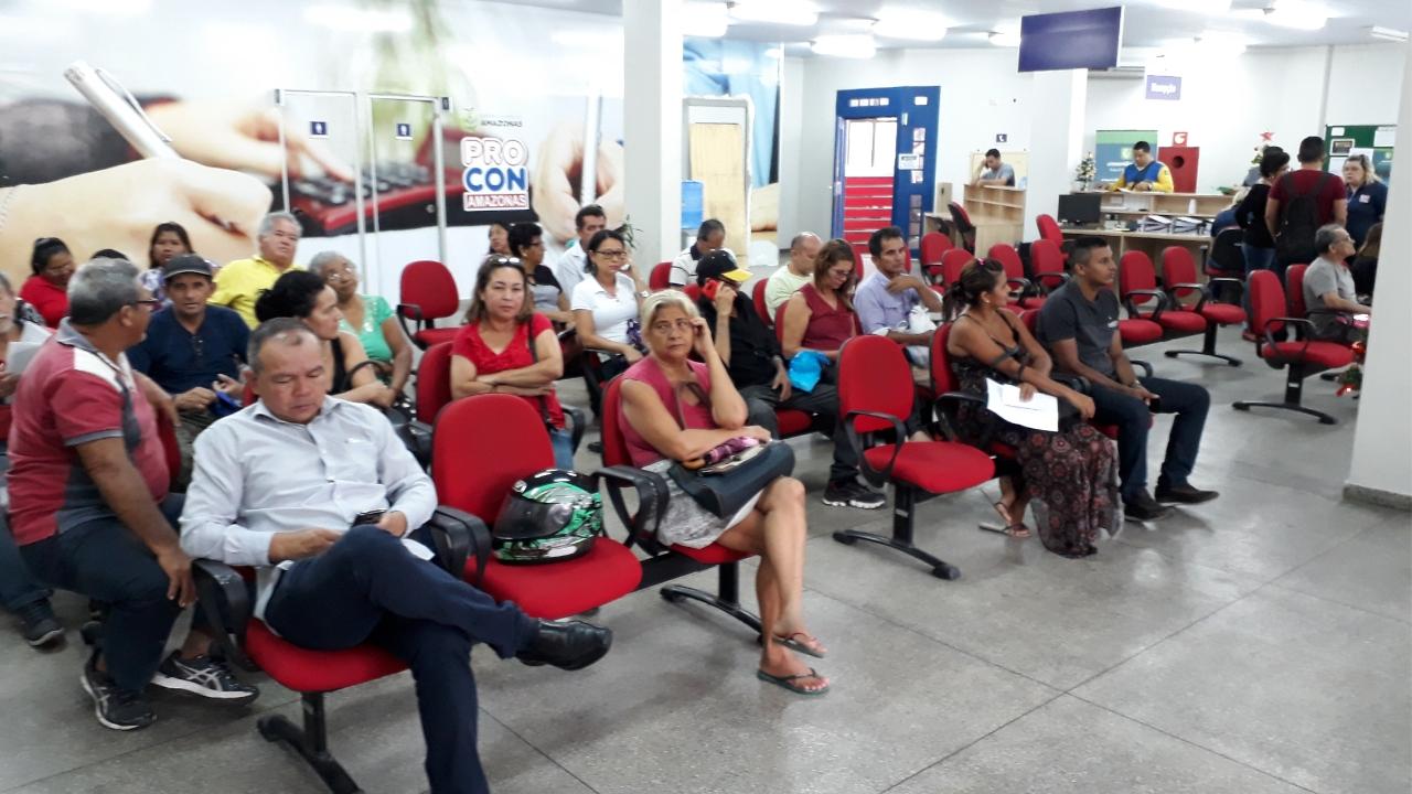 """A campanha do Procon e Águas de Manaus """"Natal com o Nome Limpo"""" tem 90% de acordos fechados"""