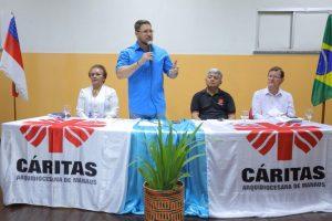 Equipe de Transição do governo eleito acompanha atendimento às vítimas do incêndio