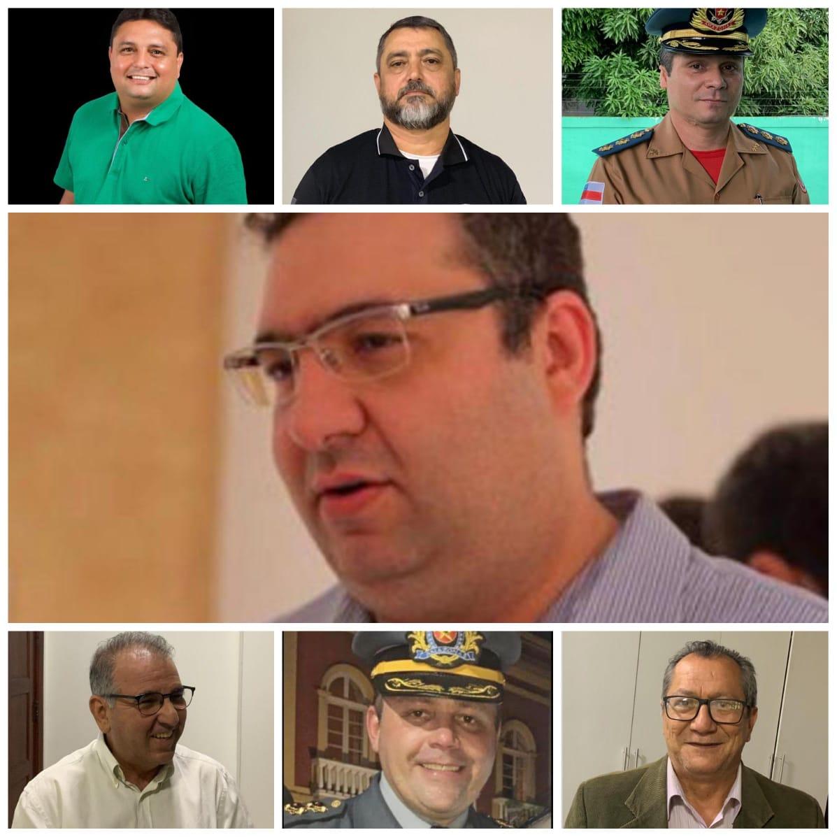 Definidos nomes para Sefaz, secretarias de Planejamento, de Esportes e a cúpula da segurança pública
