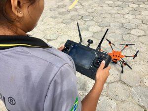 AM é o primeiro Estado brasileiro a monitorar presídio com drones com visão térmica
