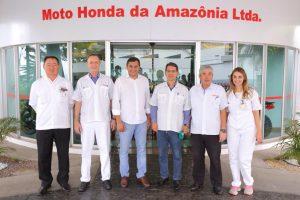 Prioridade de Wilson Lima é garantir a empregos gerados pelas Fábricas do Polo Industrial de Manaus