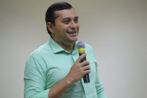Wilson Lima reúne secretariado e recebe relatório de equipe de transição