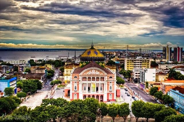 Manaus é a capital mais rica do Norte e 8ª do País, diz IBGE