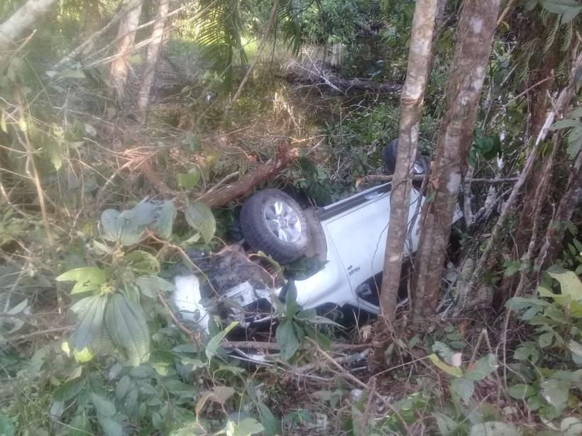 Músico morre em capotamento de veículo no Amazonas