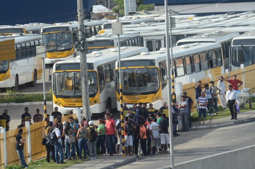 Sindicato dos Rodoviários sinaliza nova greve em Manaus