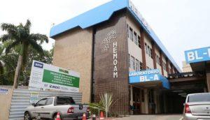 Hemoam assina contrato para retomar obras do Hospital do Sangue em Manaus