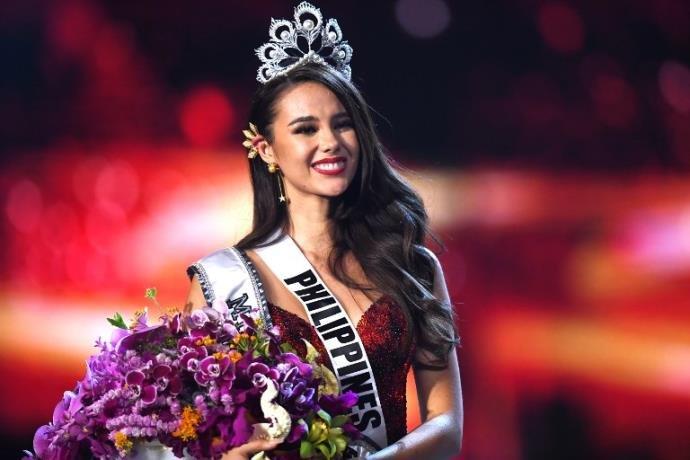 Filipina é eleita Miss Universo 2018 e representante do Brasil fica no top 20