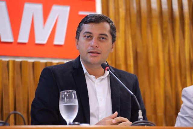 Governador eleito abre reunião do Codam e reafirma compromisso de fortalecer a economia do AM